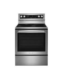 KitchenAid® 30-Inch 5-Element Electric Convection Range