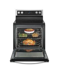 Whirlpool® 6.4 Cu. Ft. Slide-In Electric Range with True Convection