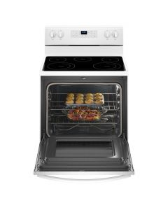 Whirlpool® 5.3 cu. ft. Freestanding Electric Range with Frozen Bake™ Technology