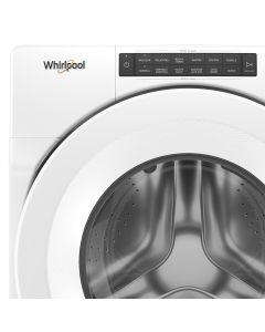 Whirlpool® 4.3 cu. ft. Closet-Depth Front Load Washer with Intuitive Controls