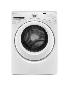 Whirlpool® 4.5 cu.ft Front Load Washer with Adaptive Wash Technology, 8 cycles