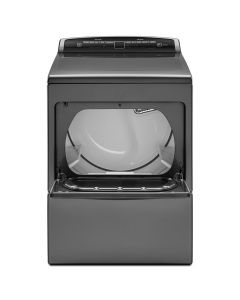 Whirlpool® 7.4 cu.ft Top Load HE Gas Dryer with AccuDry™, Intuitive Touch Controls