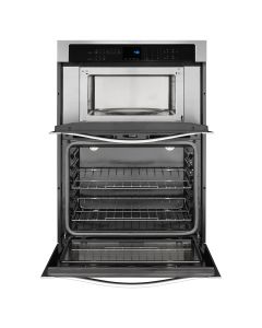 Whirlpool® 4.3 cu. ft. Combination Microwave Wall Oven with SteamClean Option