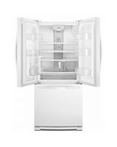 Whirlpool® 30-inch Wide French Door Refrigerator - 20 cu. ft.