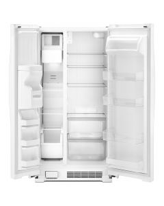 Whirlpool® 33-inch Wide Side-by-Side Refrigerator - 21 cu. ft.